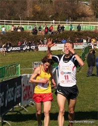Alex Rampelotto 13. bei Crosslauf Italienmeisterschaft