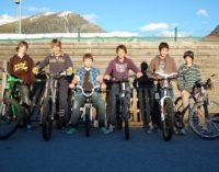 Action im Skatepark