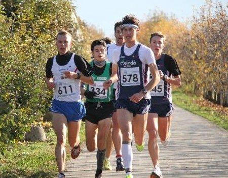 Gelungenes Halbmarathon Debüt