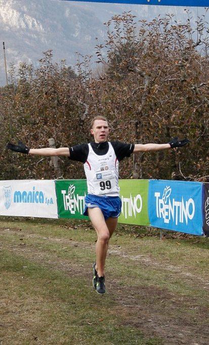 Alexander Rampelotto startet siegreich in die neue Cross-Saison