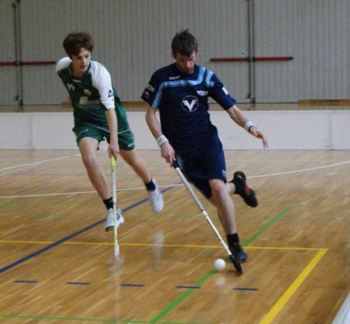 Floorball: Halbfinale gegen FBC Bozen knapp und unverdient verloren