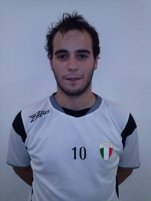 Einberufung von Christiano Di Stefano ins Nationalteam