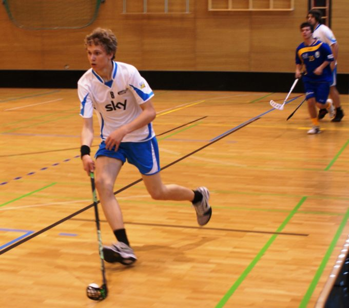 ASV Sterzing Volksbank startet am 21. September in die neue Floorballsaison 2013/14
