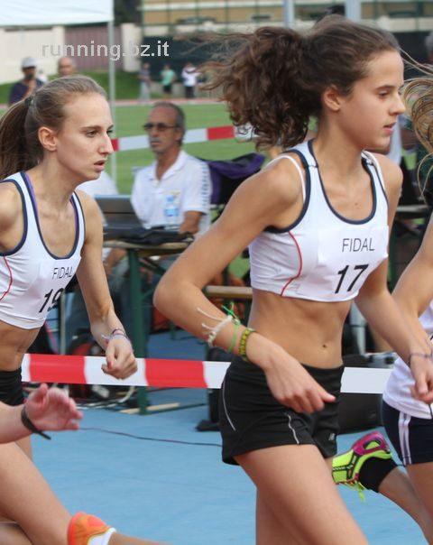 Verena Stefani stellt nach 26 Jahren einen neuen Vereinsrekord auf