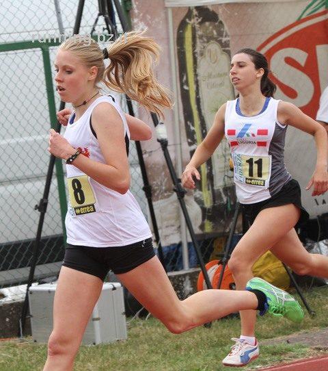 M. Gander verbessert sich über 300m und Italienmeisterschaften am kommenden Wochenende in Rieti