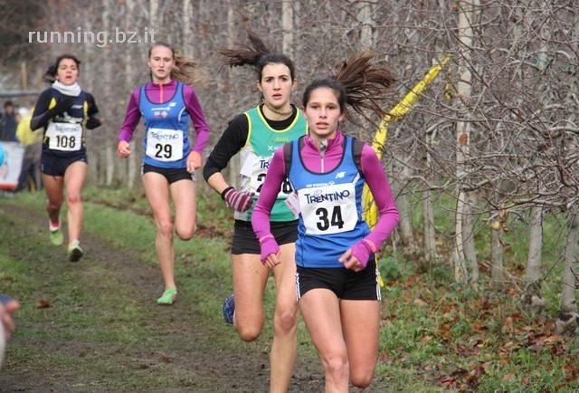 Auch in Marco (Rovereto) Vorrangstellung der Sterzinger Läuferinnen bestätigt