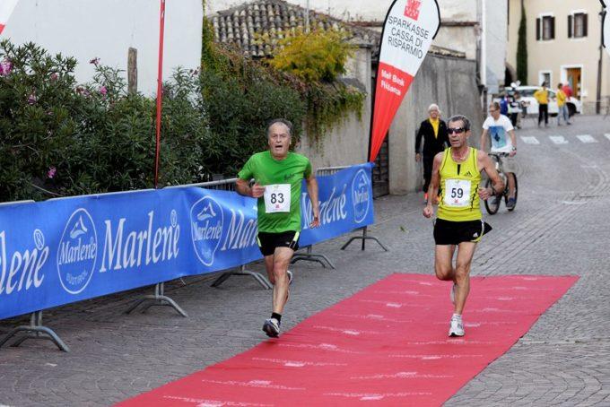 Franz Gitzl und Brigitte Schölzhorn Gitzl: ein kurzer Rückblick auf ein erfolgreiches Laufjahr