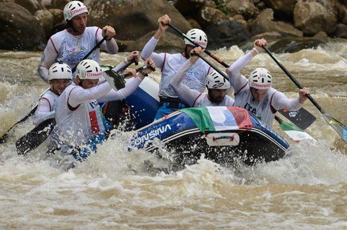 Eine Schlussbetrachtung aus der Sicht des ASV Sterzing zur 11. Rafting WM auf West Java