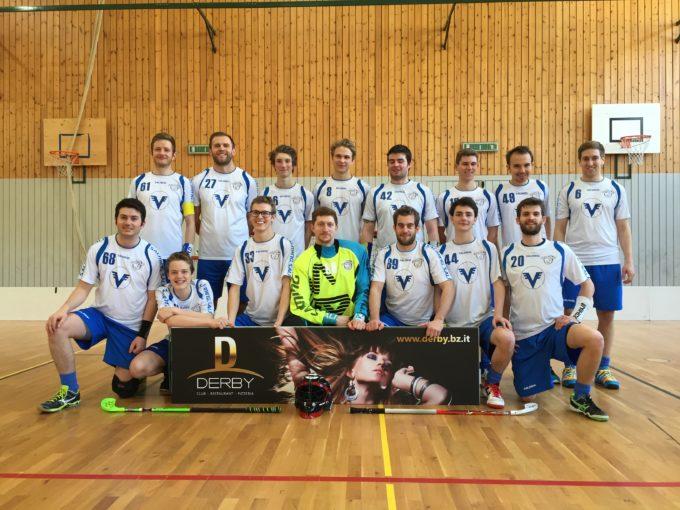 Play-off Viertelfinale ASV Sterzing Volksbank schaltet nach zwei umkämpften Spielen den UF Gargazon aus