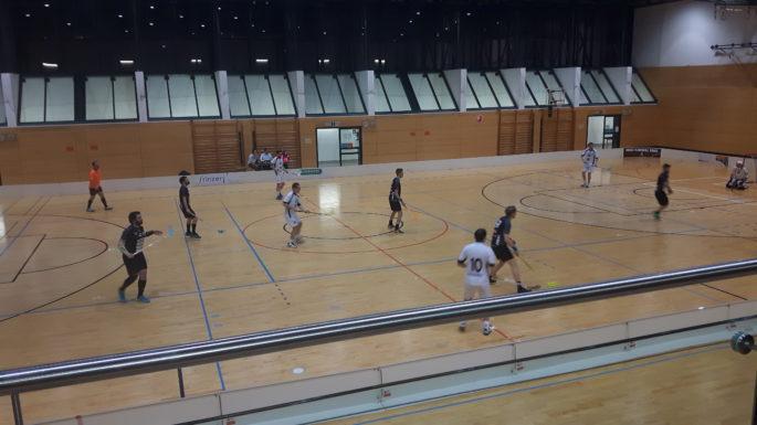 UHC Sterzing – Gargazon fegt Altmeister FBC Bozen mit 12 – 4 vom Feld