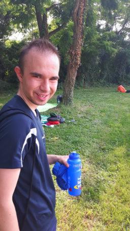 Persönliche Bestzeit auf 800m von Paolo Rampelotto in Verona