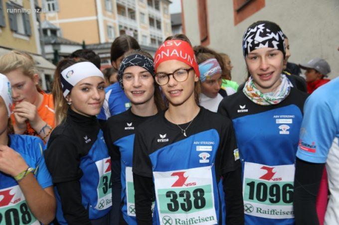 Achtungserfolg der Läuferinnen und Läufer des ASV Sterzing Volksbank bei der diesjährigen Auflage der Südtiroler Stadt- und Dorfläufe