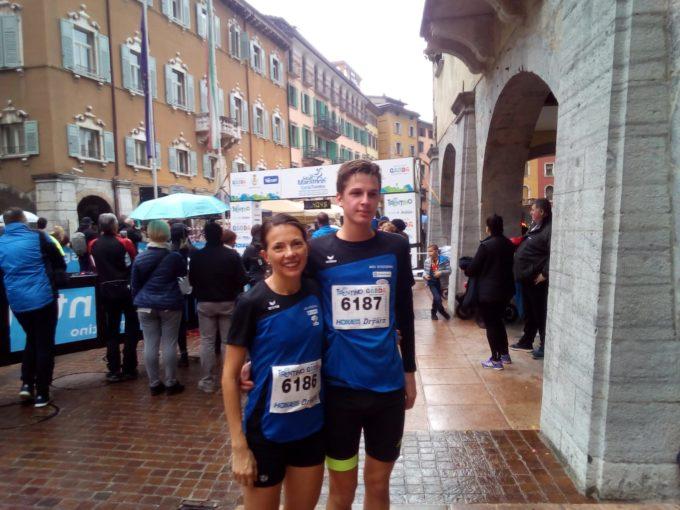 Silvia Weissteiner siegt beim 10 Km Straßenlauf  in Riva del Garda