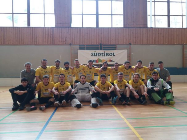 Der UHC Sterzing/Gargazon Liftex dreht das Playoff Halbfinale gegen die ASD Floorball L'Aquila