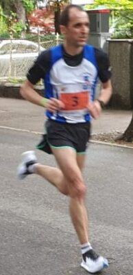 """Hervorragende Leistung von Markus Ploner bei der 41. Auflage des """"Virgin Money London Marathon"""", die heute in der britischen Metropole über die Bühne ging"""