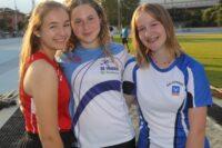 Landesmeisterschaft der SchülerInnen A auf der Leichtathletikanlage Haslach in Bozen